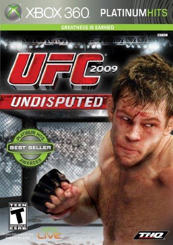 Ufc Undisputed 2009 - Xbox 360 front-496846