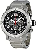 TW Steel Men's TW126 Grandeur Stainless Steel Bracelet Watch