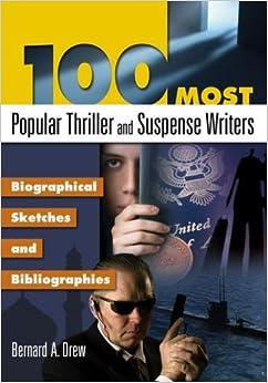 Most popular thriller writers