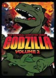 GODZILLA,  ANIMATED VOL 2