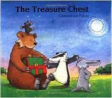 The Treasure Chest: Dominique Falda, Rosemary Lanning
