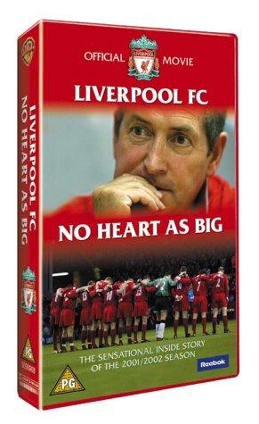 Liverpool FC : No Heart As Big [VHS]