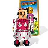 Fantastik - Robot venus hojalata diseño retro