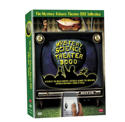 The Mystery Science Theater 3000 Collection, Vol. 7 (The Killer Shrews / Hercules Against the Moon Men / Hercules Unchained / Prince of Space) (Prince Of Space compare prices)