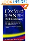 Oxford Spanish Desk Dictionary (English and Spanish Edition)