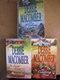 img - for Debbie Macomber Cedar Cove Series 3 PB's: 44 Cranberry Point, 74 Seaside Avenue, 311 Pelican Court book / textbook / text book