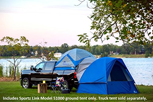 Napier Outdoors Sportz Link Model 51000 Tent with Attachment Sleeve (Napier Truck Tent compare prices)