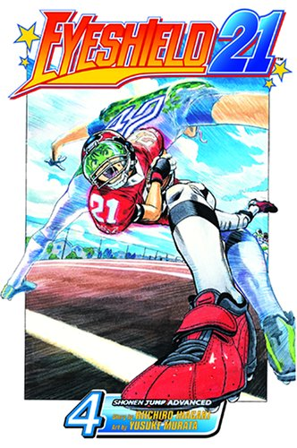 アイシールド21 コミック4巻 (英語版)