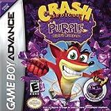Crash Bandicoot 3: Purple Ripto's Rampage - Game Boy Advance