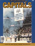 Washington Capitals 1998-99 Official Team Yearbook (1893222047) by Williams, Matt