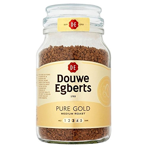 Douwe Egberts Instant Coffee front-640672