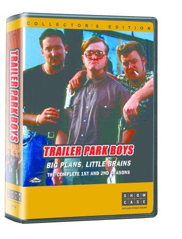 Trailer Park Boys: Season 1-2 (Trailer Park Boys Tv compare prices)