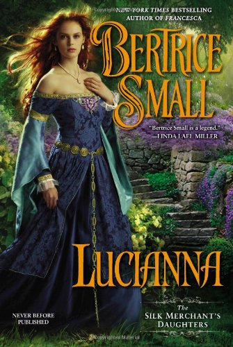 Image of Lucianna: The Silk Merchant's Daughters