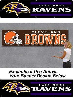 Baltimore Ravens 8' Banner - Buy Baltimore Ravens 8' Banner - Purchase Baltimore Ravens 8' Banner (The Party Animal, Home & Garden,Categories,Patio Lawn & Garden,Outdoor Decor,Banners & Flags,Sports Flags & Banners)