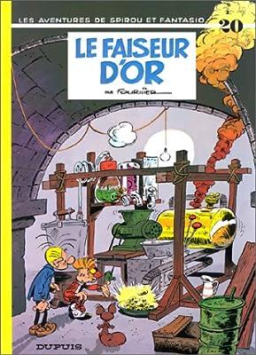 Spirou et Fantasio, tome 20 : Le Faiseur d'or