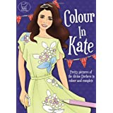 Colour In Kate (Colouring Book)by Georgie Fearns