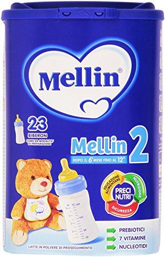 Mellin - Latte in Polvere di Proseguimento - 800 g