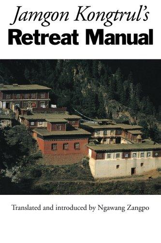 Jamgon Kongtrul's Retreat Manual [Kongtrul, Jamgon] (Tapa Blanda)