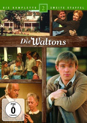 Die Waltons - Die komplette 2. Staffel [7 DVDs]