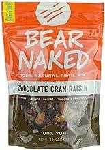 Bear Naked Chocolate Cran Raisin Almond Trail Mix 45 Ounce - 8 per case