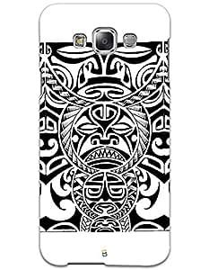 Tribal Polynesian tatoo 2 case for Samsung Galaxy A5 (2015)