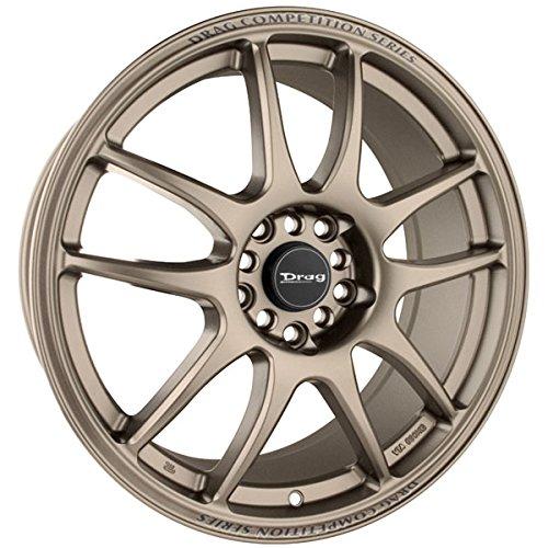 Drag Wheels DR-31 17x8/ 5x100/ 5x114.3 et47 Rally Bronze Full rims