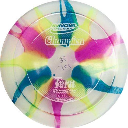 Innova Disc Golf I-Dye Champion Tern Golf Disc, 165-169gm (Colors may vary) golf 80021