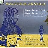 Arnold: Symphonies 7 & 8
