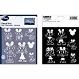 Chroma Graphics 5381 Family Decal Kit