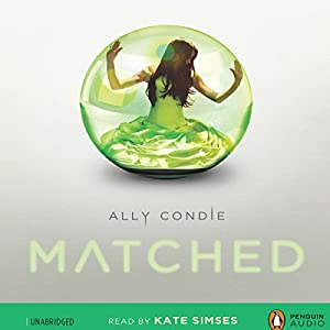 Matched: Book 1 | [Ally Condie]
