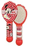 Minnie Mouse Hair Brush Accessories Set