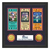 New England Patriots Framed Super Bowl Tickets and Coins at Amazon.com