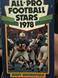 img - for All-Pro Football Stars 1978 book / textbook / text book