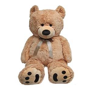 Huge Teddy Bear - Tan by JOON