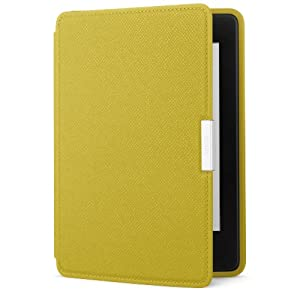 Amazon Kindle Paperwhite Leather Cover (does not fit Kindle or Kindle Touch)