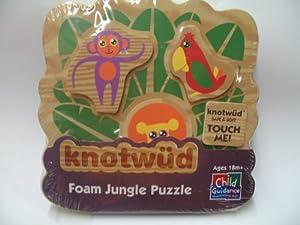 Knotwud Foam Jungle Puzzle