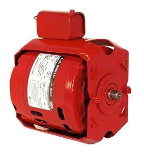 A.O. Smith HW2024B1L 1/4 HP, 48Z Frame, Shaft-1/2-Inch by 3/4-Inch With Set Screw Hot Water Circulator Motor