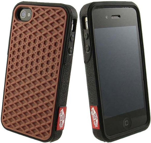 SNEAKER TREAD BLACK RUBBER iPHONE
