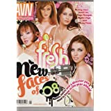 "AVN Adult Video News May 2008 ""Fresh New Faces Of 08"""