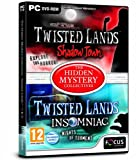 Twisted Lands 1 and 2 - The Hidden Mystery Collectives (PC DVD)
