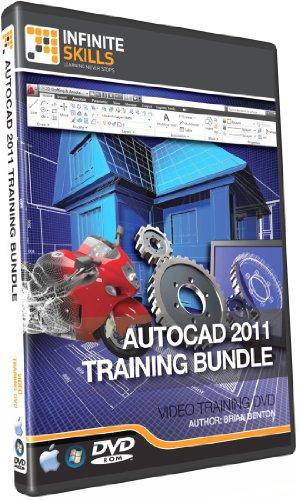 Infinite Skills AutoCAD 2011 Training DVD Bundle (PC/Mac)