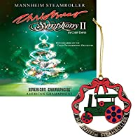 Christmas Symphony 2 CD with Laser Cut 30/40 Ornament