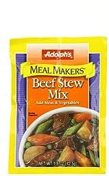 Adolph\'s 1 Hour Stew Mix, 1.5 oz