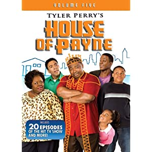 Tyler Perry's House of Payne, Vol. 5 movie
