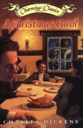A Christmas Carol Book and Charm (Charming Classics)