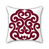 NICEPLW 16 X 16 Inches / 40 By 40 Cm Bohemian Pillowcase,double Sides Is Fit For Shop,home Office,home,husband,boy Friend,seat