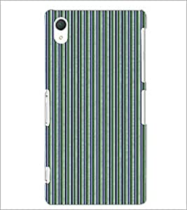 PrintDhaba Pattern D-5185 Back Case Cover for SONY XPERIA Z2 (Multi-Coloured)