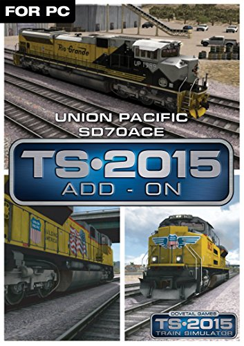 Union Pacific Sd70Ace Loco Add-On [Download]