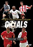 50 Great Premiership Goals - Vol. 3 [DVD]