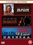 Unforgiven/The Wild Bunch/The Outlaw Josey Wales [DVD] [1970]